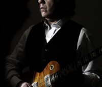 Gary Moore is known for playing with Thin Lizzy. | Photo: gary-moore.com