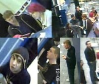 Police are urging anyone who recognises the people from these CCTV still to come forward.