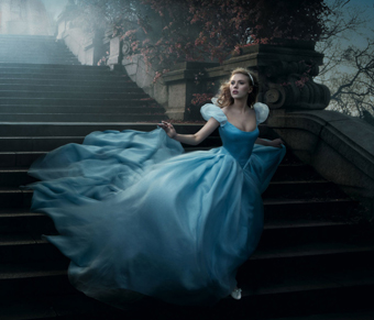 The classic Disney film has seen many an adaption, including  Year of a Million Dreams starring Scarlett Johansson. | Photo: Annie Leibovitz