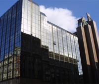 Student Loans Company Headquarters, Bothwell Street, Glasgow. Photo: Student Loans Company