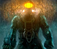 "In Bioshock 2 you play as ""Subject Delta"" in an underwater world. Photo: Take 2"
