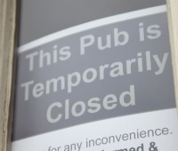 Forty pubs a week are closing down across the UK. | Photo: Anneka James
