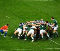 Ireland will be confident of retaining their crown. Photo: Angelo Failla