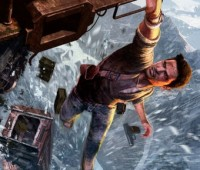 Uncharted 2, starring Nathan Drake, leads the shortlist with nine nominations. Photo: Sony