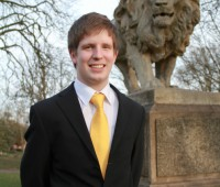 Matthew Holden will be representing the Liberal Democrats when he stands for election in May. Photo: Matthew Allen