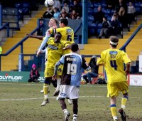 Dagenham are sure to be a stern test for Chris Sutton's side. Photo: Ingy the Wingy via Flickr