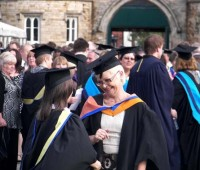 Most young English women are now opting for higher education, according to new figures. Photo: Shane Croucher