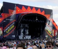 The Reading and Leeds festivals are two of the biggest dates in the festival calendar. Photo: Ian Wilson