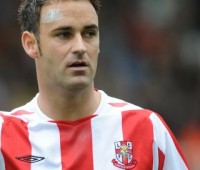 Peter Jackson's first signing Oakes has become surplus to requirements under current manager Chris Sutton. Photo: Lincoln City F.C