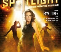"Former Steps member, Faye Tozer, is the leading lady in ""In the Spotlight: Songs from the Musicals"" which plays The Drill Hall this Saturday, April 24th."