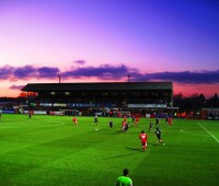 The Imps will travel to Whaddon Road in high spirits after going six games without a loss. Photo: Laurence Horton via Flickr