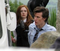 The adventures of the current assistant Amy Pond with the eleventh Doctor. Photo: Alun.vega via Flickr