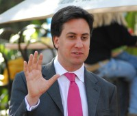 Ed Miliband won the Labour Party's leadership contest by a whisker, but will he bring change? Photo: DECC