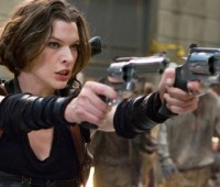 Mila Jovovich is back as Alice in the fourth instalment of the Resident Evil films. Photo: Sony Pictures