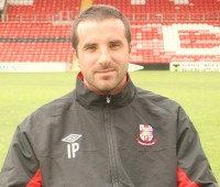 Assistant manager and central defender Ian Pearce became the latest name to be added to the Imps' injury list. Photo: Tom Farmery