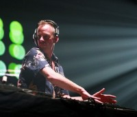 Fatboy Slim will be spinning some of the biggest and best dance tunes around today, later this month. Photo: Alterna2