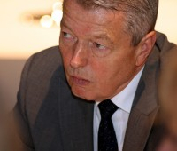 Shadow chancellor Alan Johnson has the emotional connection with the working-class family but does he have the strong credentials to talk down slippery George Osborne at the dispatch box? Photo: Downing Street