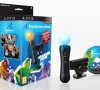 "The £49.99 ""Starter Pack"" contains a Playstation Move controller, PS Eye camera and a demo disc. Photo: Sony"
