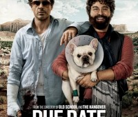 Due Date is the latest film from the maker of The Hangover. Photo: Warner Brothers