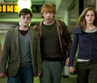 The Harry Potter trio will be returning to screens this week. Photo: Warner Brothers