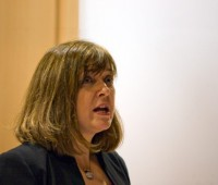 Bridget Kendall will be returning to the University of Lincoln to talk about Wikileaks. Photo: The Linc