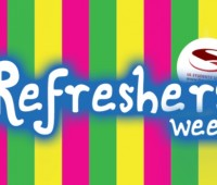 "This is the first year that the SU have held a January ""Refreshers Week"". Photo: Lincoln SU"