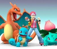 The first Pokémon games introduced a range of characters who would become familiar faces to a generation. Photo: Nintendo