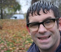 Angelos Epithemiou will be bringing his unique style of comedy to the Engine Shed later this month. Photo: Emery PR