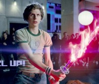 Scott Pilgrim vs The World tells the tale of a very alternative love story. Picture: Universal Studios.
