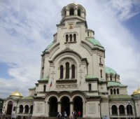 The Aleksandr Nevsky cathedral in Sofia, Bulgaria. Photo: Martin Skeratt