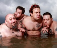 Bowling for Soup were established in 1994. Photo: Jason Janik