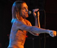 American punk icons Iggy & The Stooges will be headlining this year's Evolution Festival. Photo: Jason Persse.