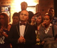 New SU president Ary Sharif awaiting the results of the elections. Photo: The Linc