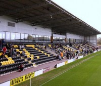 As a result of poor form and postponed matches, Burton have found themselves plummeting down the League Two table. Photo: Ingy the Wingy via Flickr