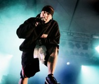 Necro has created his own niche in the music industry. Photo: NRK P3 via Flickr