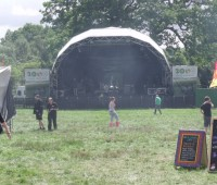 2000 Trees festival won Grassroots Festival Of The Year at the UK Music Festival Awards. Photo: Luke Morton