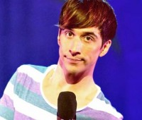 Russell Kane will be coming to Lincoln