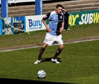 Ryan Lowe will be a major threat to City's backline. Photo: Ingy the Wingy via Flickr