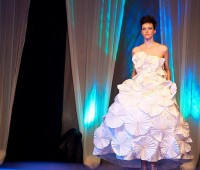 The fashion department's 2010 show was a huge hit and this year promises to be 'a bit mental!' Photo: Chris Ensell