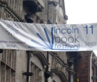 This is the 8th year of Lincoln's annual book festival. Photo: Jonathan Cresswell