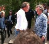 Jeremy Clarkson and James May were filming for a new series of Top Gear in Lincoln. Photo: David Wriglesworth