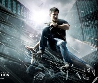Abduction is comparable to the Bourne franchise, though fails to reach the same spectacle. Photo: Lionsgate