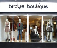 Birdy's Boutique has the latest seasonal trends on display. Photo: Kanchan Tooray