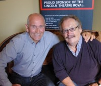 Cannon and Ball will be playing the ugly sisters for the first time in their career. Photo: RC