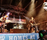 Mcfly will perform at The Engine Shed in April. Photo: Ikkin photography via Flickr