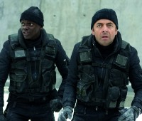 Johnny English and Agent Tucker work side by side in another attempt to save the world. Photo: Abundant