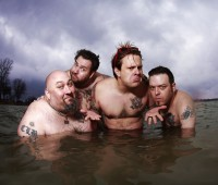 Bowling For Soup .... Photo: Jason Janick