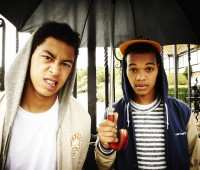 Rizzle Kicks will be supporting Professor Green on his latest tour.