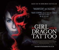 The Girl With The Dragon Tattoo is the latest book to be turned into a film. Photo: Sony Pictures