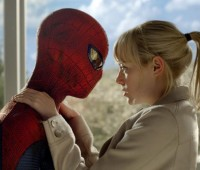 Andrew Garfield and Emma Stone play the love interest in this Spider-Man reboot. Photo: Sony Pictures